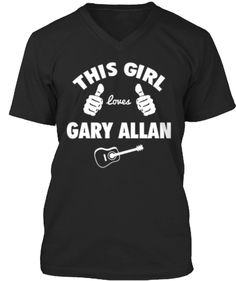 This Girl Loves Gary Allan!