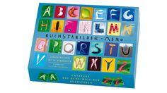 »Buchstabilder« Gedächtnisspiel – trainiert und inspiriert. Geschenke, Spiele und Bücher bei FontShop.