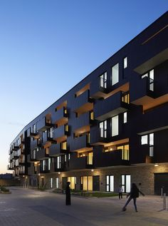 Alpine Place | London | United Kingdom | Residential 2015 | WAN Awards