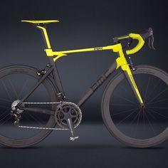 BMC | 50th Anniversary Lamborghini Edition Road Bike. Pretty sure it's time for me to move up in the world !!!!