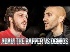 ADAM THE RAPPER VS OGMIOS | Don't Flop Rap Battle