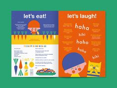 DOT magazine, - The Colours Issue. Written by Cathy Olmedillas, founder of Anorak magazine, and illustrated by myself. Magazine Layout Design, Book Design Layout, Magazine Layouts, Menu Design, Design Design, Brochure Layout, Brochure Design, Editorial Layout, Editorial Design