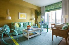 Kips Bay Show House 2012 - Scott Sanders Cabana Room #1