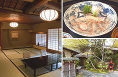 Kitcho Arashiyama Honten 吉兆 嵐山本店 3 started michelin http://www.kitcho.com/kyoto/shoplist/arashiyama