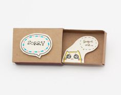 Funny Valentine Card/ Witty Valentine's Day Card/ by 3XUdesign