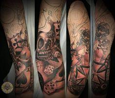 Cool Sleeve Tattoo Ideas