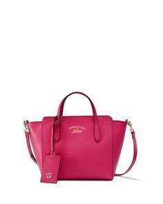 2d321c2872ef7 Gucci Swing Mini Crossbody Bag