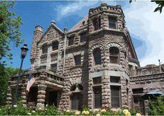 Castles in Colorado | Historic Castle Marne Inn in Denver Colorado