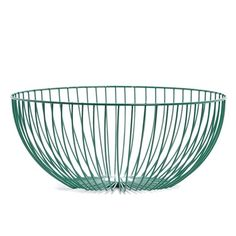 Carolyn Donnelly Eclectic wire fruit bowl