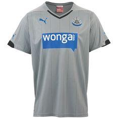 80778424f7e83 Puma Newcastle United Away Shirt 2014 15 745996-02 Newcastle United Away  Shirt 2014