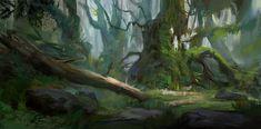 Skogen by eWKn.deviantart.com on @deviantART