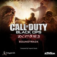 Call Of Duty: Black Ops - Zombies Soundtrack: Treyarch Sound: MP3 Downloads - Awesome Soundtrack :)