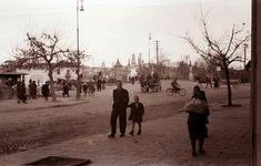 Zamojska i most Lutoslawskiego Widok z Maja autor nieznany Street View, Author
