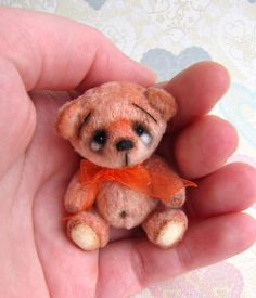 Little bear Maya by MaGy