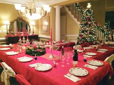 @gnotes shares a recap of her family's amazing Christmas Eve traditions #ontheblog.