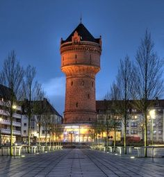 I want to take my husband to the city where he was born someday in Bremerhaven, Germany.