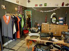 Boutique Le pied d'poule à Nantes : ventes chaussures et créations