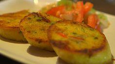 Frank Rosins Rezept aus Rosins Restaurants: Exotische Rezepte für jeden Tag -Leckere chilenische Gemüse-Mais-Taschen