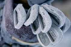 whatever the weather! Images Of Frozen, Golf Websites, Golf Club Covers, Golf Clubs, Frost, Diy, Mars, Middle, Branding