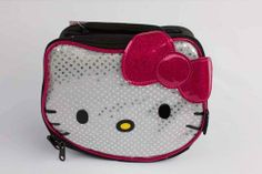 Authentic Sanrio Hello Kitty Big Face Insulate Lunch Bag With Free Shipping