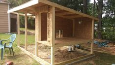 Building A DIY Chicken Coop If you've never had a flock of chickens and are considering it, then you might actually enjoy the process. It can be a lot of fun to raise chickens but good planning ahead of building your chicken coop w Chicken Coop Designs, Small Chicken Coops, Easy Chicken Coop, Portable Chicken Coop, Chicken Coup, Chicken Garden, Urban Chicken Coop, Walk In Chicken Coop, Chicken Runs