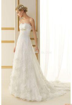 Wedding Dresses Luna Novias 153 Theo 2013