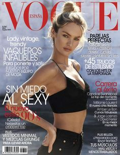 Vogue Espana April 2013 Cover (Vogue Espana)