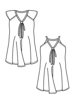 Summer Time | Favorite Things Pattern Designs