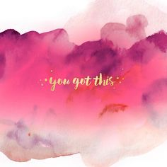 YOU GOT THIS + FREE DOWNLOAD - In Everything