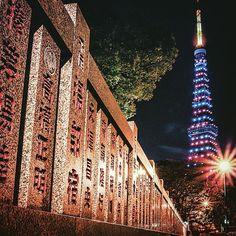 Instagram【beautiful_secret_garden】さんの写真をピンしています。 《・ ・ ・ Location : 増上寺 ・ ・ 2016.11.3 ・ ・ ・ ・ #icu_japan #team_jp_ #team_jp_東 #picture_to_keep #ptk_love #loves_nippon #rsa_ladies #stunning_shots #ig_4every1 #ptk_japan #littlebitsof_life #mamwithcameras #canon #eoskissx7i #instagood #beauty #夜景 #nightview #nightphotography #夜景ら部 #ptk_night #tokyocameraclub #photooftheday #tokyo #増上寺 #東京タワー #写真好きな人と繋がりたい #写真撮ってる人と繋がりたい #ファインダー越しの私の世界》