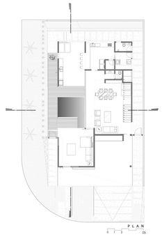 Planos de casa de dos pisos de hormigón | Construye Hogar