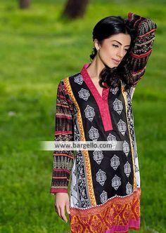 WL8462 Cool Summer Dresses Umer Sayeed Lawn April 2015 - UK USA Canada Australia Saudi Arabia Bahrain Kuwait Norway Sweden New Zealand Austria Switzerland Germany Denmark France Ireland Mauritius and Netherlands