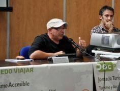 En la Ciudad Accesible hablan de nosotros y nuestro trabajo. Gracias a Antonio Tejada.