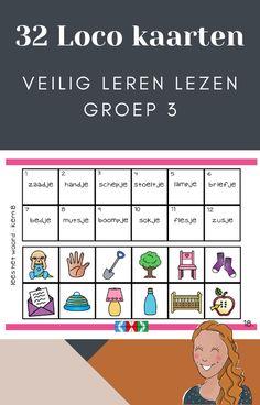 loco kaarten veilig leren lezen Words, Mini, Blog, Blogging, Horse