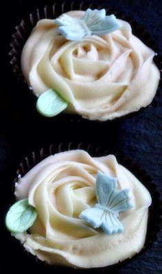 Isaphan cupcakes