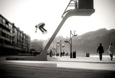 Damien Marzocca - Ollie back