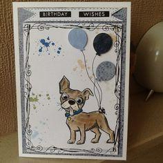 Tim Holtz Polka doodle & craftwork stamps More