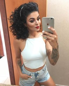 Curly Afro Hair, Curly Hair Tips, Short Curly Hair, Hair Dos, Curly Hair Styles, Natural Hair Styles, Bride Hairstyles, Cool Hairstyles, Corte Y Color