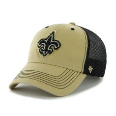 New Orleans Saints Relaxed Fitted Hat