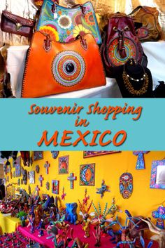 Wondering what to shop for in Mexico? How to buy the best Mexican souvenirs including tips on quality local hand made items.