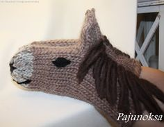 sells product , other variations Loom Knitting, Knitting Patterns, Crochet Patterns, Crochet Horse, Knit Crochet, Sweater Mittens, Mittens Pattern, Wrist Warmers, Textiles