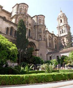 Cathedral of Malaga - Málaga, España.