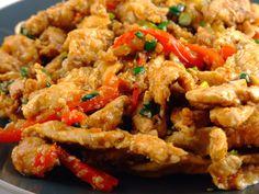 Pui cu susan Diet Recipes, Healthy Recipes, Healthy Food, Romanian Food, Romanian Recipes, Asian Recipes, Ethnic Recipes, Asian Foods, 100 Calories
