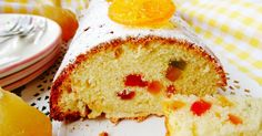 plum cake con frutas confitadas, bizcocho con frutas confitadas, recetas para desayunos, recetas para meriendas, food, blog de cuina, dolorss