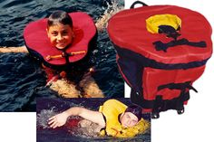 Adaptive life jacket for those who need extra support