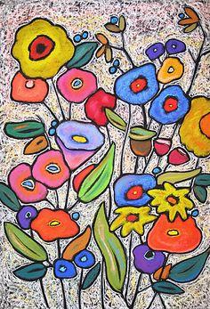 Jenny Willigrod, Original Southwest Art | FLORAL