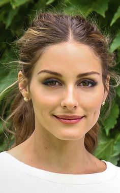 """Olivia Palermo said """"I do"""" to long time beau Johannes Huebl in an intimate outdoor ceremony in Bedford, New York. We are still in awe of her non-traditional bridal ensemble. She stunned everyone wi..."""