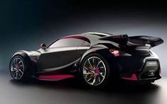 Top Vehicles — Concept electric racing car Citroën Survolt via. Most Expensive Sports Car, Expensive Cars, Cool Sports Cars, Sport Cars, Car Images, Car Pictures, Citroen Concept, Amphibious Vehicle, Accessories