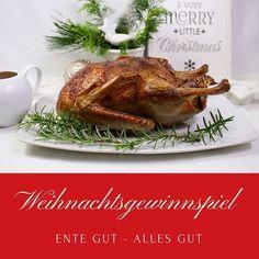 Einen schönen 2.Advent wünsche ich euch allen. Ich habe heute 2 Überraschungen für euch : Das Rezept für eine phantastische Ente mit genialer Sauce und ein tolles Gewinnspiel .🎁 🍀Es gibt ein Bio Gewürz und Tee Set der Firma @lebensbaum_zu gewinnen ...erzählt mir einfach auf meinem Blog, was an Weihnachten bei euch Leckeres auf dem Tisch steht. Link zum Blog in der Bio ... viel 🍀⭐️Glück😊 #instafood#rezeptebuchcom #germanfoodblogger #foodblog_liebe #foodblogger#ente #weihnachtsessen #e...