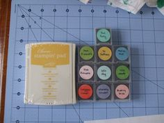 Do you miss Stampin' Up Ink Spots? Here is a great tutorial on making your own!